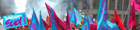 Déclaration de Solidaires SUD emploi Nouvelle Aquitaine